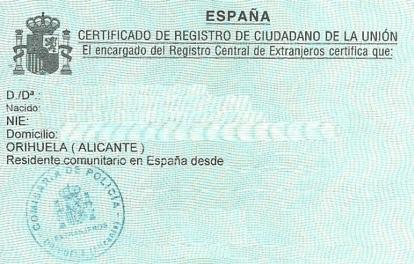 Spanish-residency-card